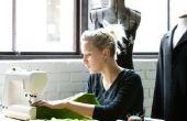 Hoe uw naaien om vaardigheden te gebruiken om Extra geld te verdienen