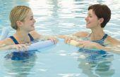 Waarom niet zwembad Water bleekmiddel kleren?