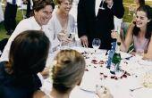 Welke kleuren kan niet u dragen tot bruiloften?