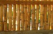Wat Is de goedkoopste soort hek, die niet zal roesten?