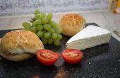 Hoe leeftijd Brie kaas thuis