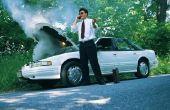 Wat Is er mis wanneer rook door het ventilatiesysteem in uw auto komt?