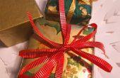 Papier kerstboom dat Ideeën verfraait