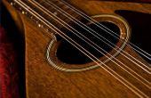 Het afstellen van de mandoline