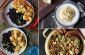 Snelle doordeweekse avond Dinners: 10 maaltijden eigenlijk kun je in 30 minuten