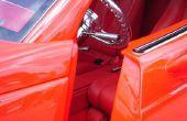 Is de kleur van uw auto beïnvloeden uw auto verzekering?