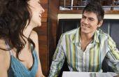 Hoe maak je een man vragen u uit zonder te kijken wanhopig
