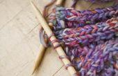 Hoe maak je een knop sjaal