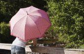Wat zijn de voordelen & nadelen van een paraplu?