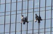 Hoeveel geld heeft een hoge stijging venster schoner maken?
