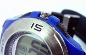 Het wijzigen van de tijd op een Casio G-Shock horloge