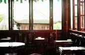 Hoe maak je een plattegrond van Restaurant tabellen voor zitplaatsen