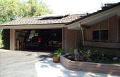 Hoe te repareren van een lekkende Garage dak