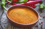 De effecten van Cayenne peper op het lichaam