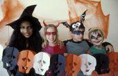 Halloween spelletjes voor vierde klassers