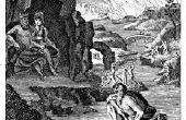 Onderwereld straffen in de Griekse mythologie