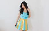 Hoe maak je een jurk van mooie Duct Tape
