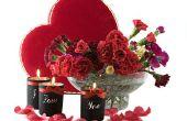 Goedkope Valentijn tafel decoratie ideeën