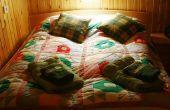 How to Get Rid van Bed Bugs met Spray voor beddengoed