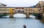 Wat te Pack voor een 3-weekse reis naar Italië in maart
