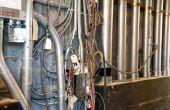 Gezond verstand Conduit buigen & kabel lade technieken