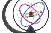 Hoe maak je een Model van het Uranium atoom
