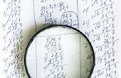 Checklist voor een accountantscontrole