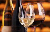 Hoe lees ik een wijnkaart van Restaurant