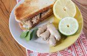 Wat zijn goede kruiden Mix met tonijn?