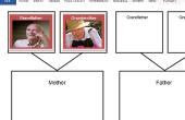 Hoe kan ik een boomdiagram maken in Word?
