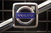 Hoe vervang ik een brandstofpomp op een Volvo S80