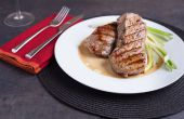 Hoe om te koken Steak op een Foreman Grill