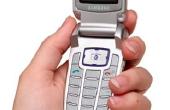 Het verzenden van een massa SMS-bericht