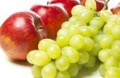 Wat eet Fruitarians?