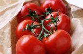Hoe: Restaurant-gestoofde tomaten