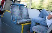 Hoe maak je een reservering Online Bus