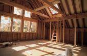 Welk Percentage van de waarde van de grond kunt u gebruiken als aanbetaling bij het bouwen van een huis?