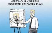 Hoe worden voorbereid op een ramp