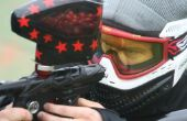 Leeftijd eisen voor een Paintball pistool