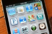Hoe te laden van een iPhone 3G