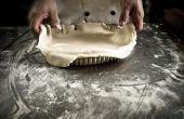 Hoe kunt u voorkomen dat krimp wanneer lege cirkel Shells bakken?