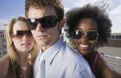 Het bepalen van de authenticiteit van Burberry zonnebrillen