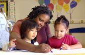 Manieren van het handhaven van een gezonde, veilige leeromgeving voor kinderen