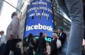 Hoe om Facebook aandelen te kopen