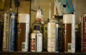Hoe Spray verf te verwijderen uit hout
