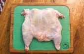 Hoe te het uitbenen van een hele kip