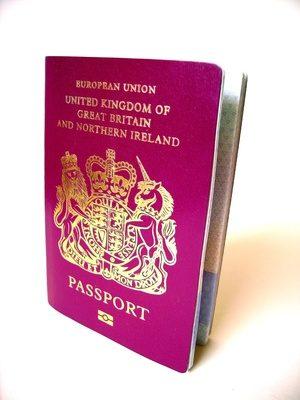 britse ambassade paspoort verlengen