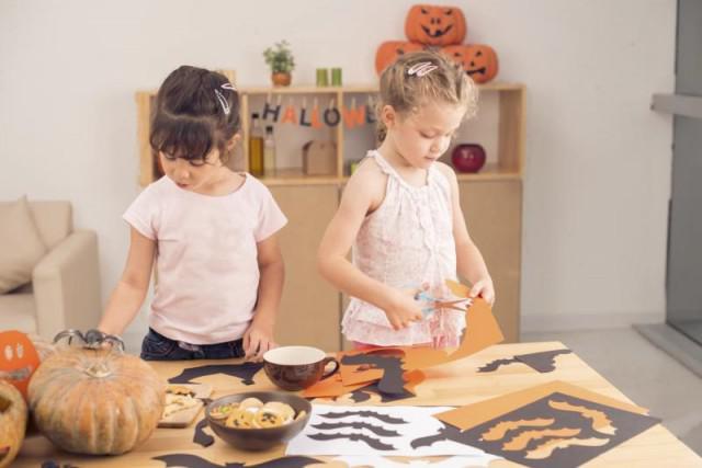 Halloween spelletjes voor de kleuterschool - wikisailor.com