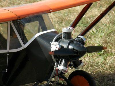 basis onderdelen van een vliegtuig