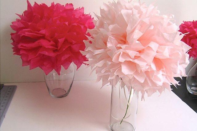 Wonderbaar Hoe te vouwen van een papieren zakdoekje bloem - wikisailor.com QD-89